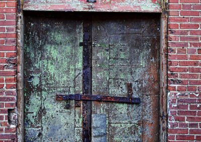 Rusty Door from Kentucky