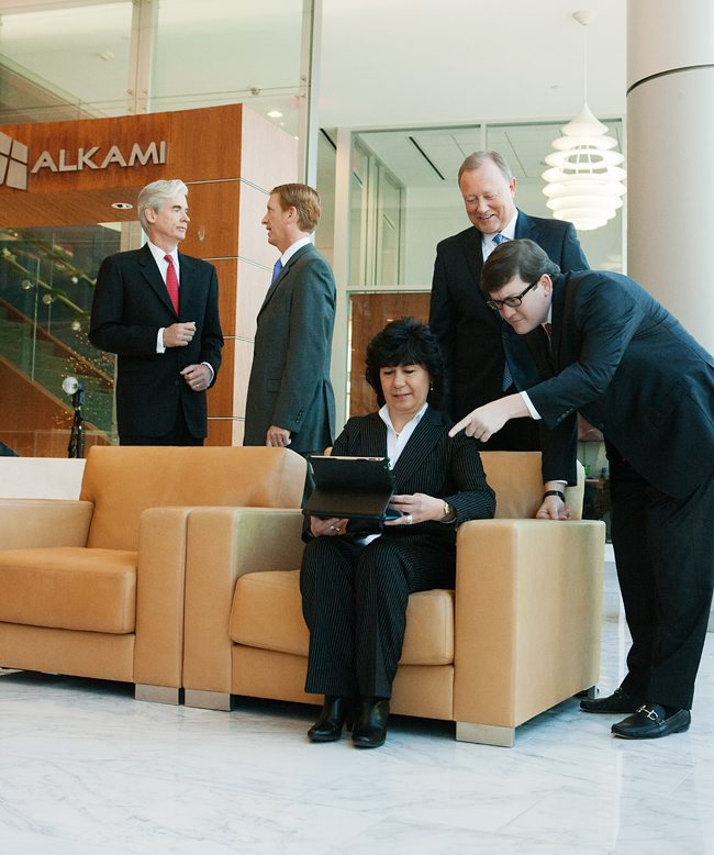 Plano Board of Directors for Alkami