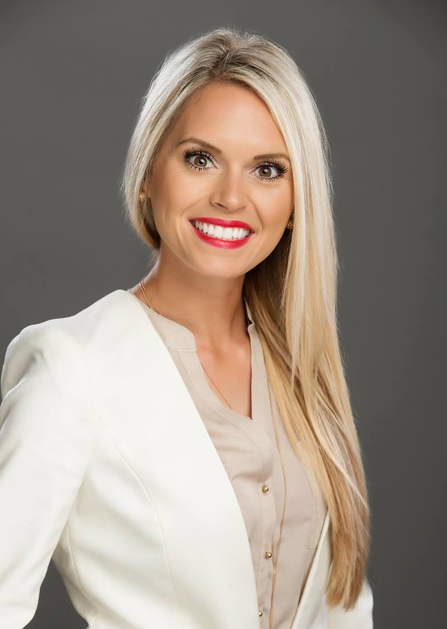 North Texas Real Estate: Paige Fritz Headshot