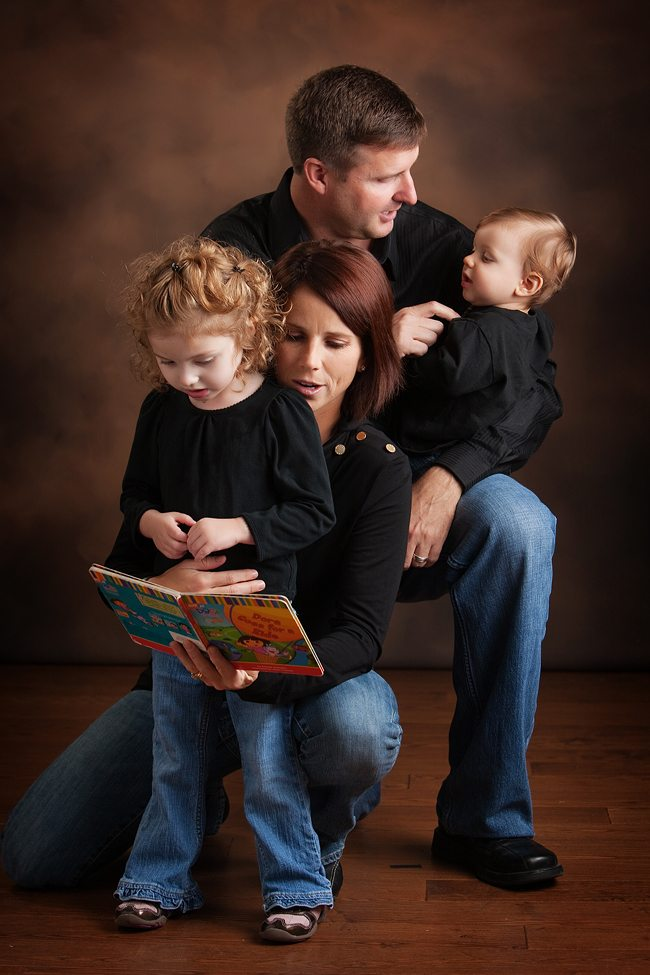 Denton Family Portrait Studio