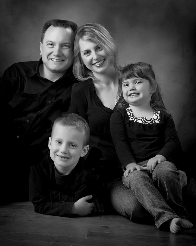 Denton Family Portraits