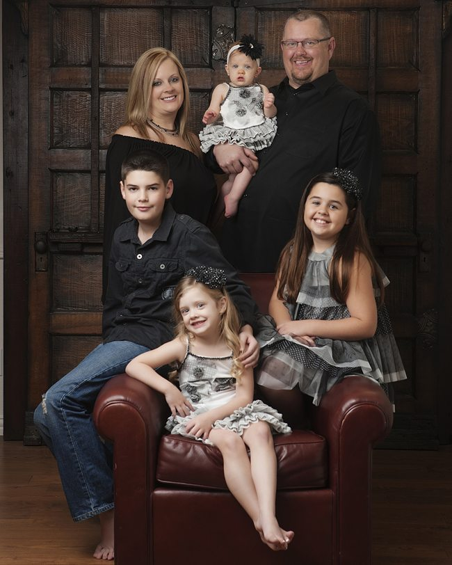 Denton Family Photographer
