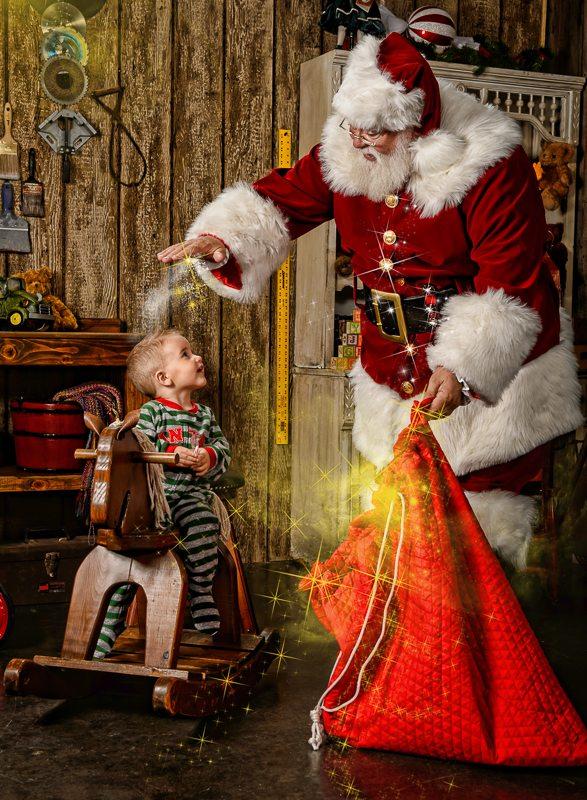 Santa Workshop in Denton