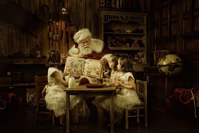 Santa Experience in Denton