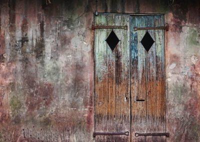 French Quarter Doors