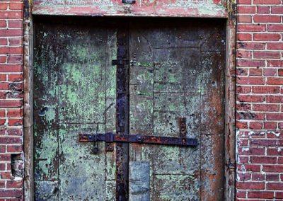 Rusty Door from Kentucky