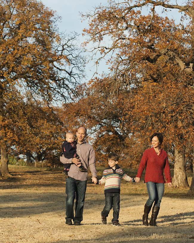 Denton Family Photographer (This portrait created in Southlake)